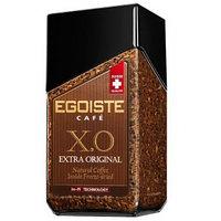 Кофе молотый в растворимом Egoiste X.O., 100 гр.
