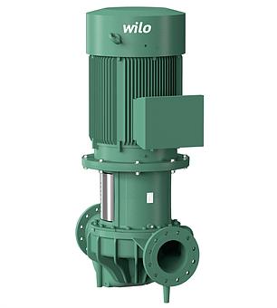 Циркуляционный насос с сухим ротором Wilo, IL 65/210-15/2, фото 2