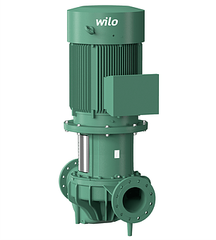 Циркуляционный насос с сухим ротором Wilo, IL 100/210-37/2, фото 2