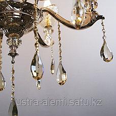 Люстра Классика 1513/6 GD (1007), фото 2