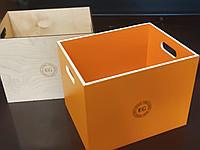 Ящики деревянные и пластиковые