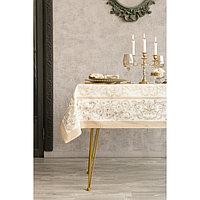 """Набор столовый """"Этель"""" Классика, скатерть 180х150 см, салф. 40*40 см-8 шт, 100% хл"""