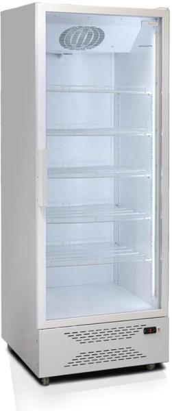 Витрина вертикальная холодильная бирюса 770DNY