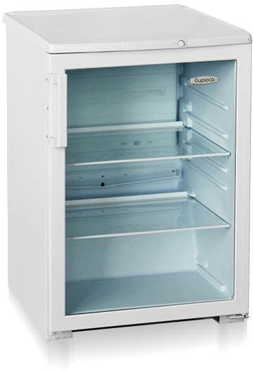 Витрина вертикальная холодильная бирюса 152