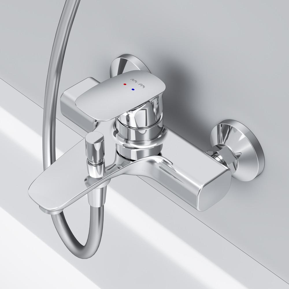 Смеситель для ванны и душа AM.PM F71A10000
