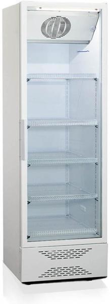 Витрина вертикальная холодильная бирюса 520N