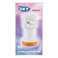 Спутниковый конвертер Pro Sky TPS-211U Universal Single LNB