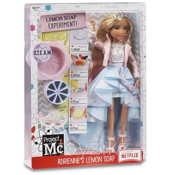 Project MС2 Кукла Делюкс Адрианна с набором для экспериментов 546863
