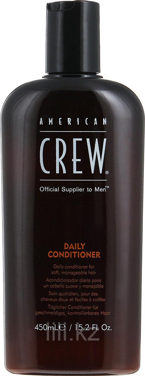 Кондиционер для ежедневного ухода для всех типов волос American Crew Daily Conditioner 450 мл.