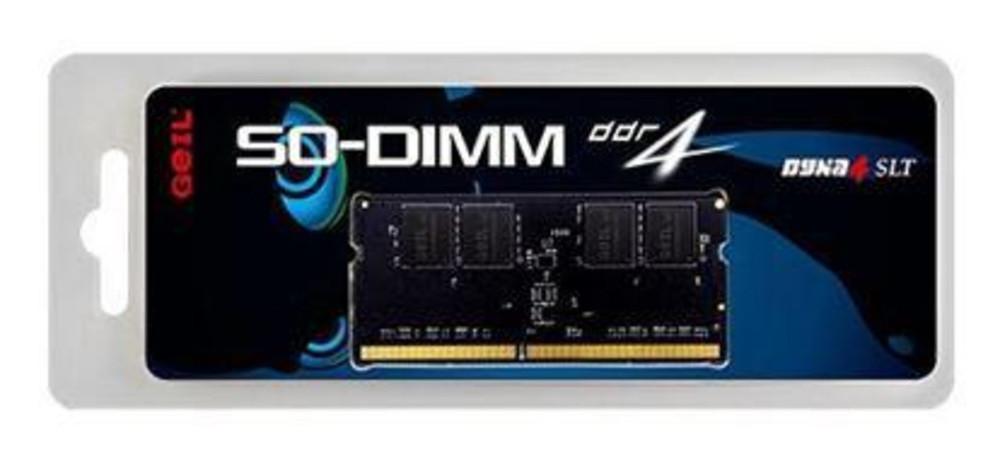 Оперативная память для ноутбука GEIL PC4-17000 4GB DDR4 (GS44GB2133C15S)