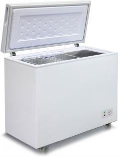 Морозильный ларь с глухой крышкой бирюса 285КХ