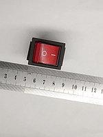 Выключатель  клавишный 250v 16A, фото 1