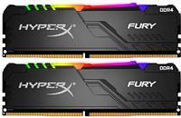 Комплект модулей памяти Kingston HyperX Fury RGB (HX432C16FB3AK2/16)