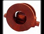 Клапан обратный чугунный межфланцевый, фото 2