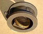 Клапан обратный чугунный межфланцевый, фото 4