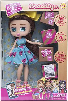 Кукла Boxy Girls Brooklyn 20 см