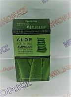 Farm Stay Aloe All-In-One Ampoule (250ml) - Ампульная сыворотка с экстрактом алоэ