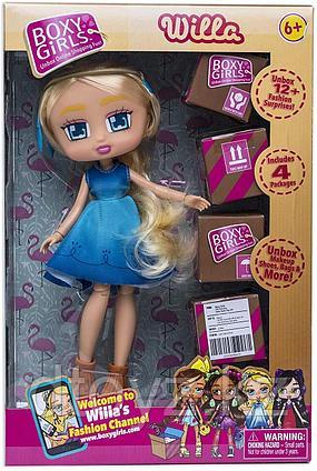 Кукла Boxy Girls Willa 20 см