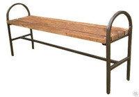 Скамейка без спинки