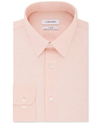 Calvin Klein Мужская рубашка 011333102606 L-XL, коралловый