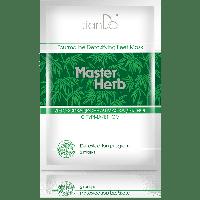 Детоксикационная маска для ног с турмалином Master Herb