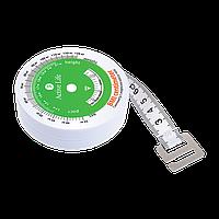 Сантиметр с индексом массы тела