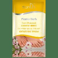 """Солевая ванна для ног """"Китайские травы"""" Master Herb"""