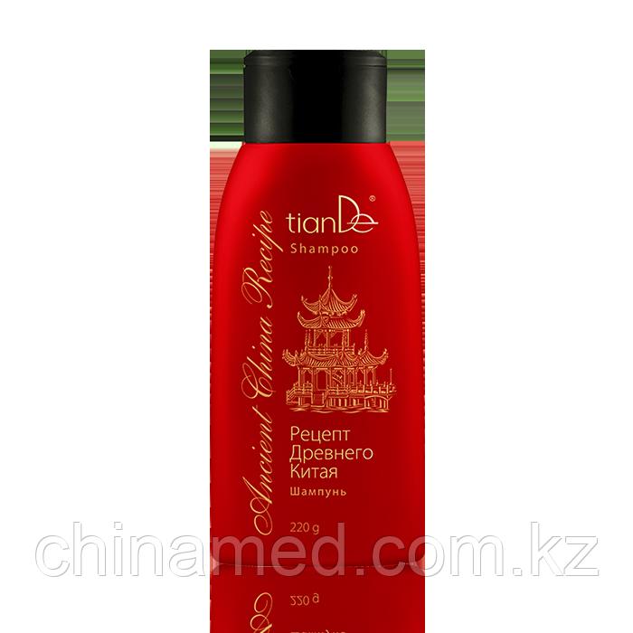 Шампунь «Рецепт Древнего Китая»