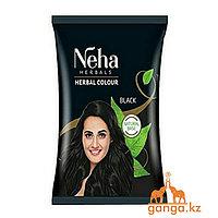Черная хна для волос Неха ( Neha), 20 грамм