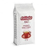 Кофе в зернах Carraro Primo Mattino, 1000 гр