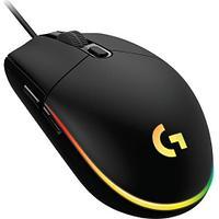 Игровая мышь Logitech G102 LIGHTSYNC, Black