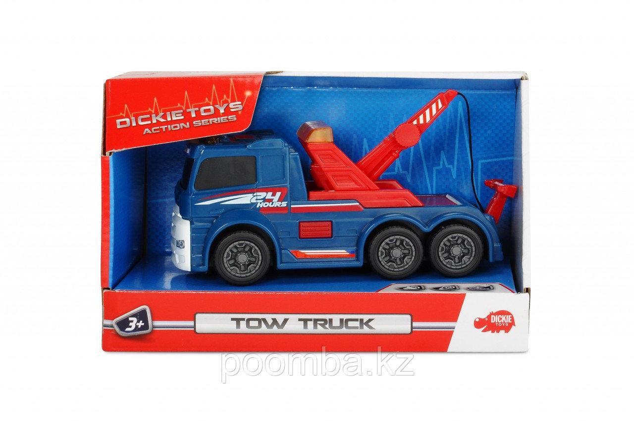 Машинка эвакуатор 15 см свет звук  Dickie Toys