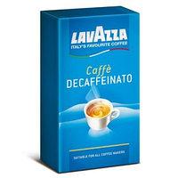 Кофе молотый Lavazza Decaffeinato, 250 гр.