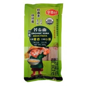 Лапша Соба органическая Mai Xiang Cun, 300 гр