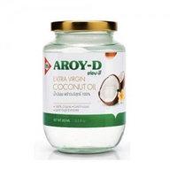 100% кокосовое масло extra virgin Aroy-D, 450 мл
