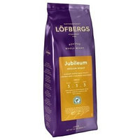 Кофе в зернах Lofbergs Jubileum, 400 гр.