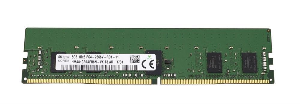 Оперативная память Hynix 8GB DDR4 2666 MT/s DRAM (HMA81GR7AFR8N-VKT3)