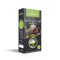Чай Polezzno зеленый матча, органик, 50 гр