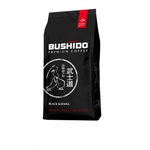 Кофе молотый Bushido Black Katana, 227 гр