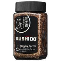 Кофе растворимый Bushido Black Katana, 100 гр.