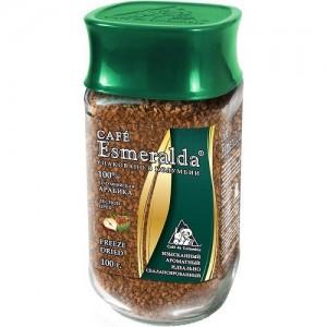 Cafe Esmeralda, Лесной орех, растворимый, 100 гр