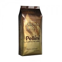 Кофе в зернах Pellini ORO, 1000 гр
