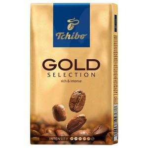 Кофе молотый Tchibo Gold Selection, 250 гр.