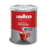 Кофе молотый Lavazza Qualita Rossa, ж/б, 250 гр.,