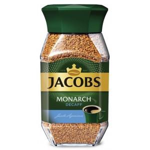 Кофе растворимый Jacobs Monarch Decaff, стекло, 95 гр.