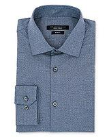 John Varvatos Star USA Мужская рубашка 190802515076 серый