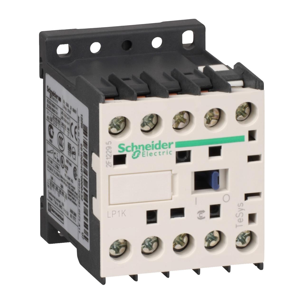 Контактор К 3P 9А Н3 24В DC винт.заж. /LP1K0901BD3/