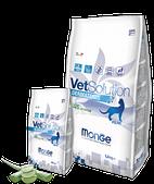 Беззерновой корм Monge VetSolution Dermatosis для кошек с проблемами кожи - 1.5 кг