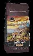 Сухой корм для собак мелких пород Landor Adult Small Breed Grain Free Lamb с ягненком и рисом