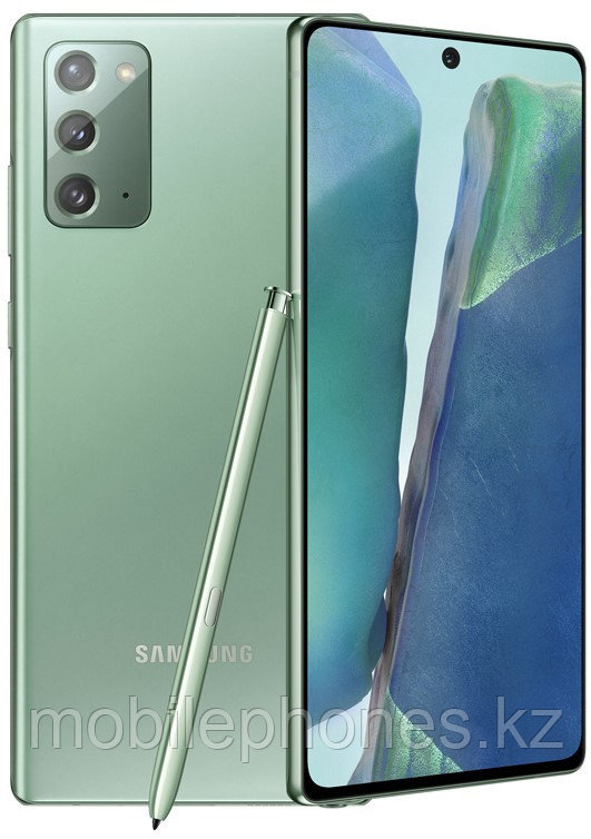 Смартфон Samsung Galaxy Note 20 Зеленый